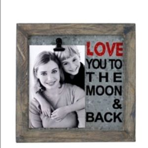 Other - Fetch 8.5x8.5 Love You to the Moon and Back frame